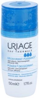 Uriage Hygiène dezodorant roll-on proti bielym a žltým škvrnám