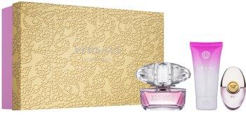 Versace Bright Crystal darčeková sada XVIII.