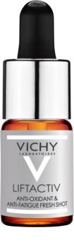 Vichy Liftactiv Fresh Shot antioxidáns intenzív kúra a fáradt arcbőrre