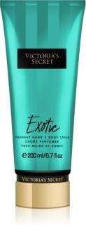 Victoria's Secret Exotic telový krém pre ženy