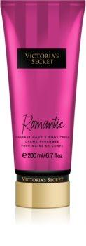Victoria's Secret Romantic telový krém pre ženy