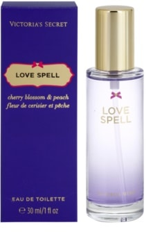 Victoria's Secret Love Spell Cherry Blossom & Peach toaletná voda pre ženy