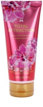 Victoria's Secret Total Attraction telový krém pre ženy 200 ml