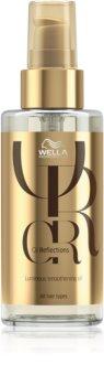 Wella Professionals Oil Reflections kisimító olaj a fénylő és selymes hajért