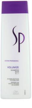 Wella Professionals SP Volumize šampon pro jemné a zplihlé vlasy