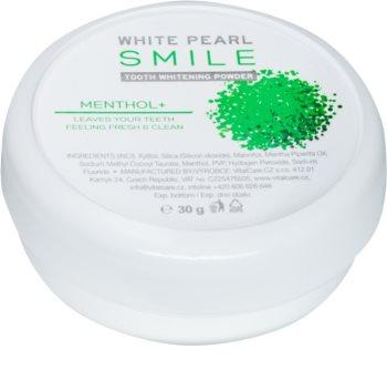 White Pearl Smile fogfehérítő púder