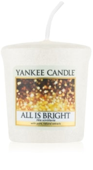 Yankee Candle All is Bright lumânare votiv