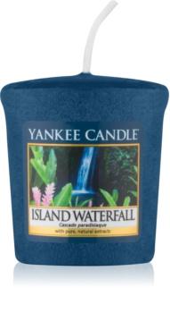 Yankee Candle Island Waterfall votívna sviečka