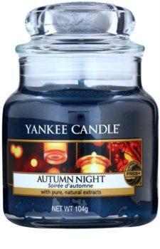 Yankee Candle Autumn Night duftkerze  Classic mini