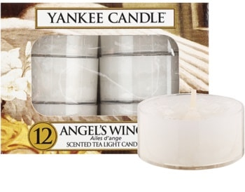 Yankee Candle Angel´s Wings čajová sviečka 12 x 9,8 g
