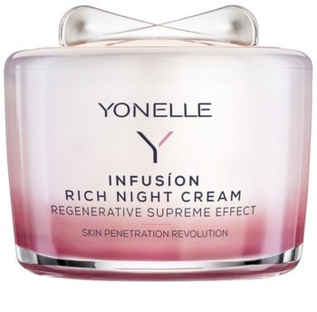 Yonelle Infusíon crema notte nutriente effetto rigenerante