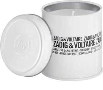 Zadig & Voltaire This is Her! vonná sviečka