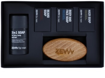 Zew For Men Kosmetik-Set  I. für Herren