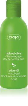Ziaja Natural Olive gel detergente con estratto di olive
