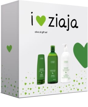 Ziaja Natural Olive kozmetická sada I. pre ženy