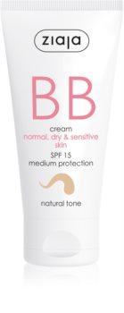 Ziaja BB Cream BB cream per pelli normali e secche