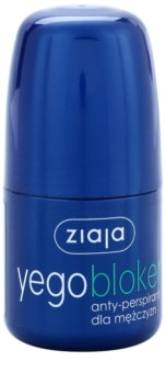 Ziaja Yego Bloker antiperspirant roll-on proti nadmernému poteniu
