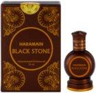 Al Haramain Black Stone parfémovaný olej pre mužov