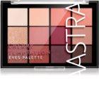 Astra Make-up Palette The Temptation Lidschatten-Palette