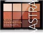 Astra Make-up Palette The Temptation Palett för ögonskugga