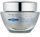 Avon Anew Clinical nočna vlažilna maska z regeneracijskim učinkom