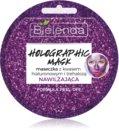 Bielenda Holographic Mask Hydrating Mask with Hyaluronic Acid
