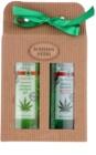 Bohemia Gifts & Cosmetics Cannabis Gavesæt  (til badet)