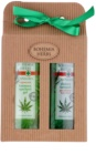Bohemia Gifts & Cosmetics Cannabis Gift Set (for Shower)