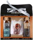 Bohemia Gifts & Cosmetics Rum Spa kozmetická sada I. (pre mužov)