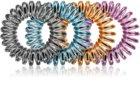 BrushArt Hair Rings Colour élastiques à cheveux 4 pcs