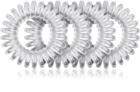 BrushArt Hair Rings Natural gomas para cabello 4 uds