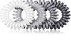 BrushArt Hair Rings Metal élastiques à cheveux 4 pcs