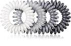 BrushArt Hair Rings Metal gumičky do vlasů 4 ks