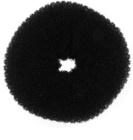 BrushArt Hair Donut Hair Donut Black