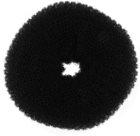BrushArt Hair Donut relleno para moño color negro