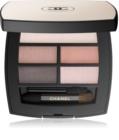 Chanel Les Beiges Eyeshadow Palette paleta cieni do powiek