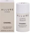 Chanel Allure Homme Édition Blanche deostick pre mužov