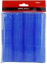 Chromwell Accessories Blue самозахващащи се ролки за коса