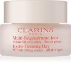 Clarins Extra-Firming Day crema de día antiarrugas con efecto lifting para todo tipo de pieles