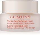 Clarins Extra-Firming Day Løftende dagcreme mod rynker til alle hudtyper