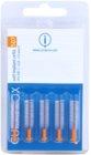 Curaprox Soft Implantat CPS Ersatz-Interdentalbürsten zum Reinigen von Zahnersatz 5 St.
