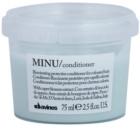 Davines Minu Caper Blossom védő kondicionáló festett hajra