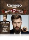 Delia Cosmetics Cameleo Men egyszer használatos festék az ősz haj azonnali fedésére