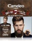 Delia Cosmetics Cameleo Men jednorázová barva pro okamžité zakrytí šedin