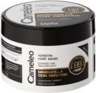 Delia Cosmetics Cameleo BB keratin maska za poškodovane lase