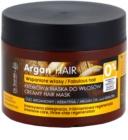 Dr. Santé Argan mascarilla textura crema para cabello maltratado o dañado