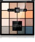 Gabriella Salvete Eyeshadow 16 Shades Palette palette de fards à paupières