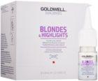 Goldwell Dualsenses Blondes & Highlights sérum pro blond a melírované vlasy