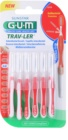 G.U.M Trav-Ler Interdental Brushes 6 pcs