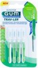 G.U.M Trav-Ler μεσοδόντια βουρτσάκια 4 τεμάχια